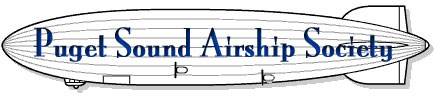 Puget Sound Airship Society Logo